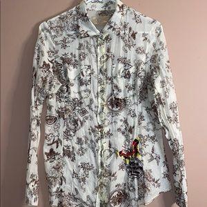 Buffalo David Bitton button up women's shirt